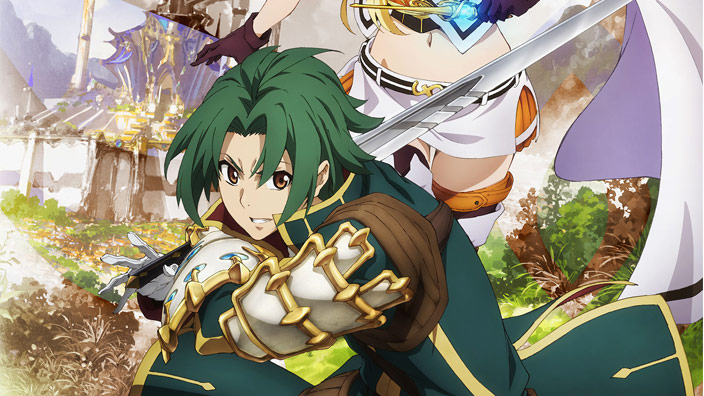 Record of Grancrest War: primo trailer per la nuova opera dell'autore di Lodoss War