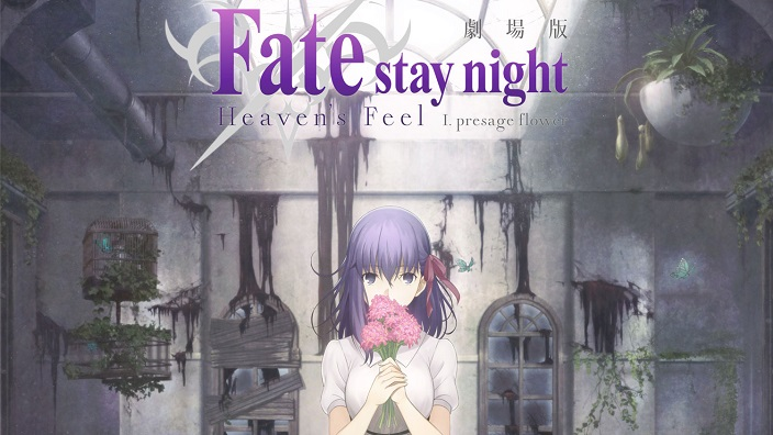 Fate/Stay Night: nuovo full trailer per il primo film di Heaven's Feel