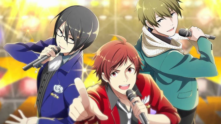 Idolm@ster SideM: promo video per gli idol in cerca di fama