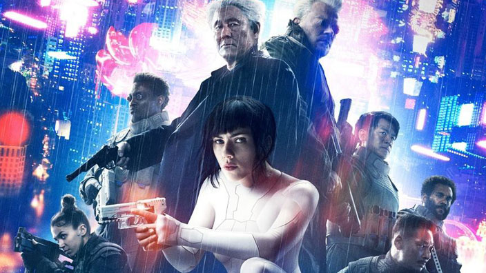 Ghost in the Shell: esce il Blu-ray del film con Scarlett Johansson