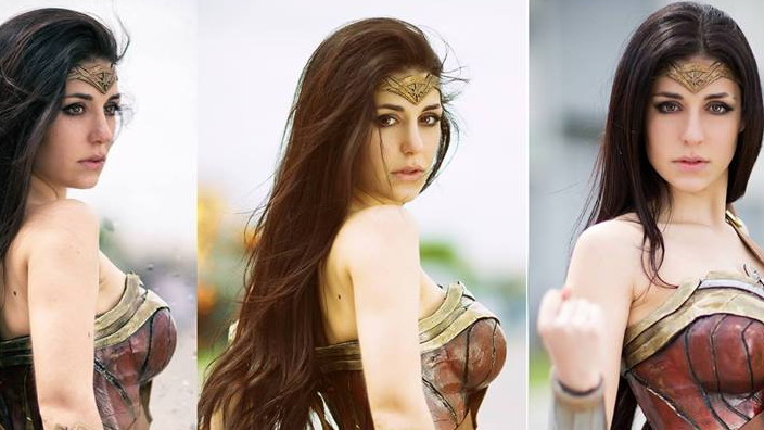 Ambra Pazzani: la famosa cosplayer italiana si racconta su AnimeClick.it