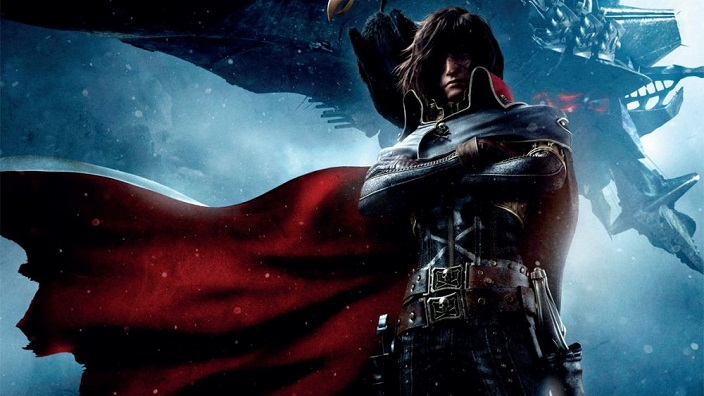 Capitan Harlock: un film live action in programma per il 2020