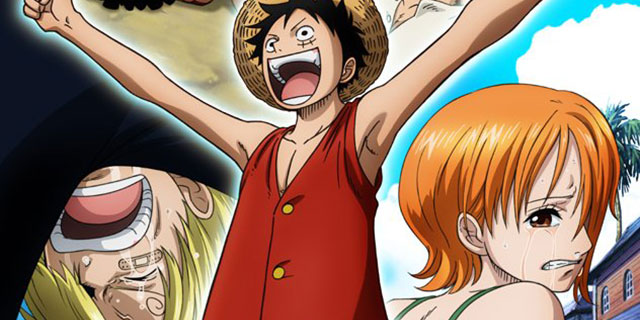 One Piece: ascoltiamo la versione di We Are per lo special del ventennale