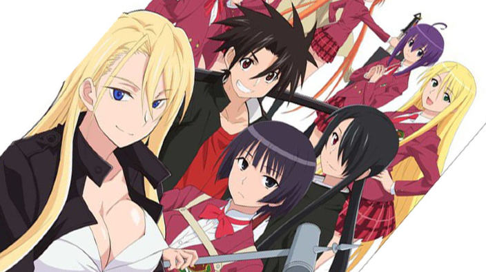 UQ Holder: promo video per lo spinoff di Negima in arrivo a ottobre