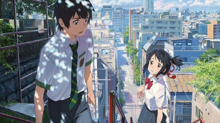 La Collector di Your Name in cima alla classifica Film e TV di Amazon!