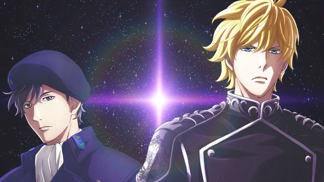 Legend of the Galactic Heroes torna nel 2018: Prime immagini