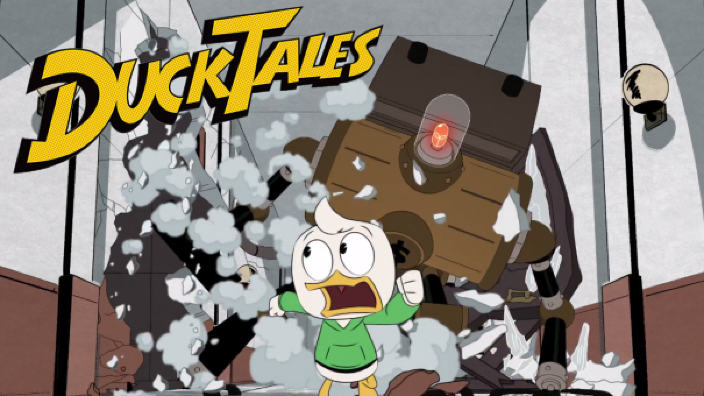 <b>DuckTales</b> 1x03 recensione - The Great Dime Chase