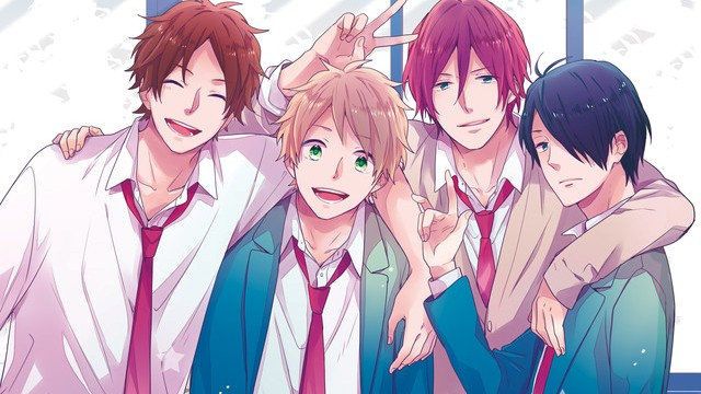 Rainbow Days: vedremo i quattro liceali spensierati in film live nel 2018