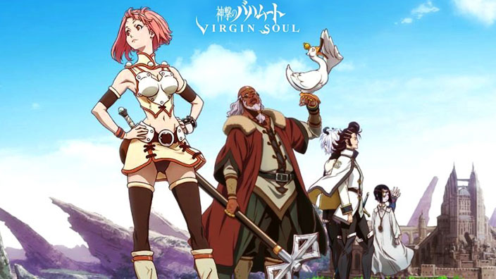 <b>Shingeki no Bahamut Virgin Soul</b>: Recensione