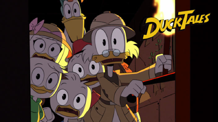 <b>DuckTales</b> 1x08 recensione - The Living Mummies of Toth-Ra