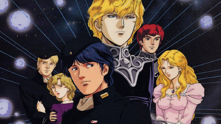 The Legend of the Galactic Heroes: in cantiere un live action cinese