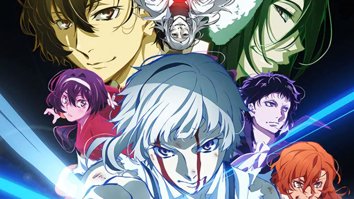 Bungo Stray Dogs: nuovo trailer per il film Dead Apple