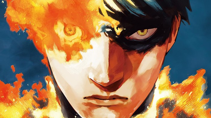 Fire Punch, finisce nel 2018 il manga in Italia per Star Comics