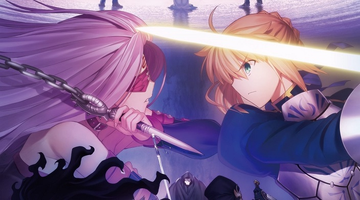 Fate domina la classifica personaggi Newtype di dicembre