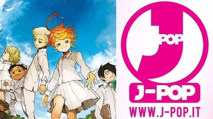 The Promised Neverland e altre novità J-POP dal Direct 48