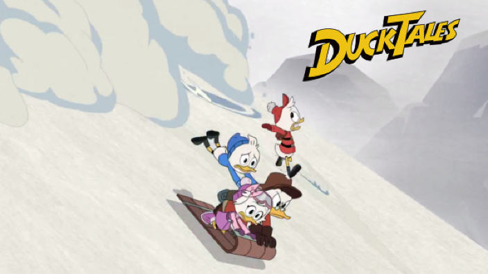 <b>DuckTales</b> 1x09 recensione - The Impossible Summit of Mt. Neverrest