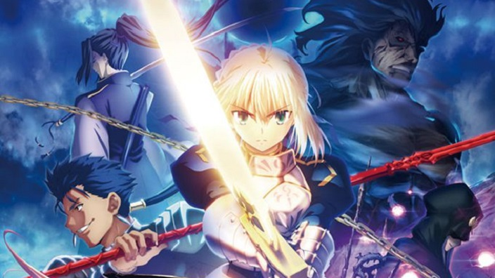 Fate/Stay Night: Unlimited Blade Works - l'unboxing del primo volume in Blu-ray