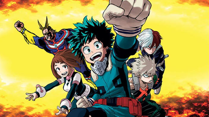 Annunciato My Hero Academia: One's Justice per PlayStation 4 e Switch