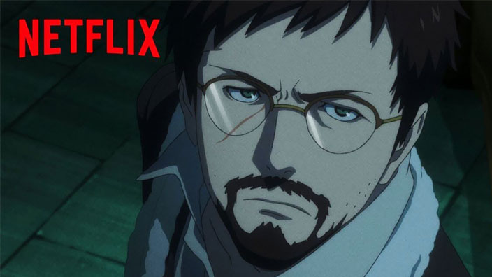 Primo trailer per l'anime di Netflix, B: The Beginning!