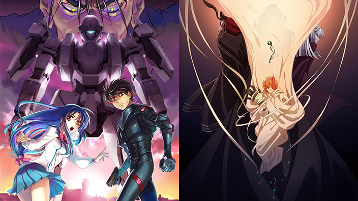 Nuovi trailer per Full Metal Panic!, The Ancient Magus' Bride e molto altro