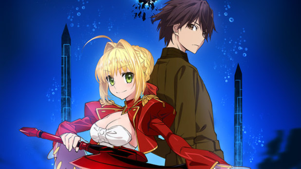 Fate/Extra: Last Encore - Trailer per l'anime della SHAFT