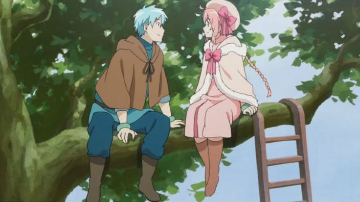 Recovery of an MMO Junkie. Le due versioni di una NEET. Recensione anime