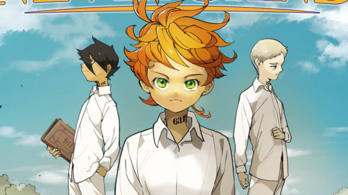 J-POP Manga presenta: The Promised Neverland