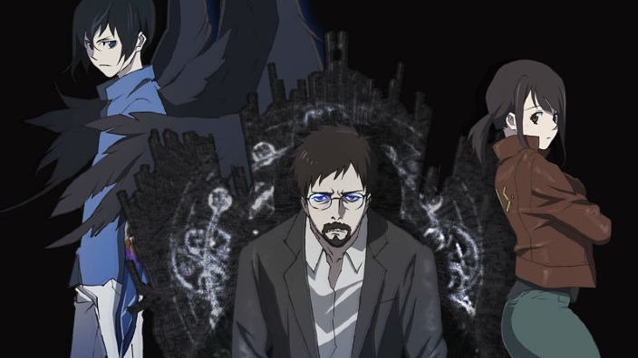 B: The Beginning, visual e trailer per l'anime atteso su Netflix
