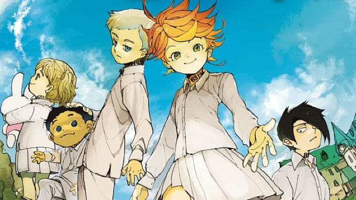 The Promised Neverland (J-POP), curiosità svelate dall'editore giapponese