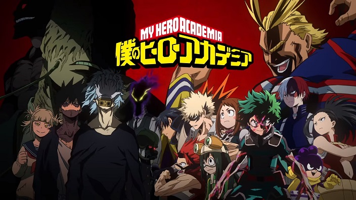 Trailer e annunci per The Seven Deadly Sins, My Hero Academia, e altri anime!