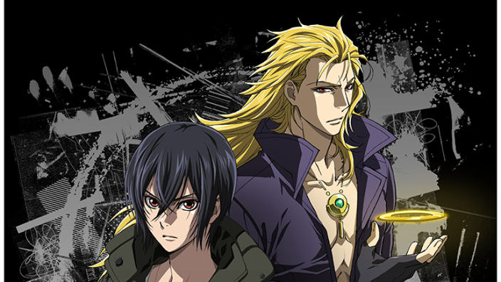 Sword Gai: The Animation, cast, promo e key visual