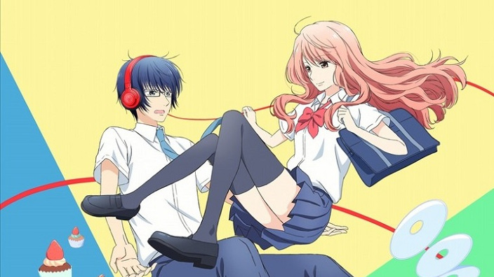 3D Kanojo: Real Girl, trailer e cast aspettando il primo episodio