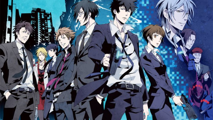 Psycho-Pass ritorna nella trilogia Sinner of the System