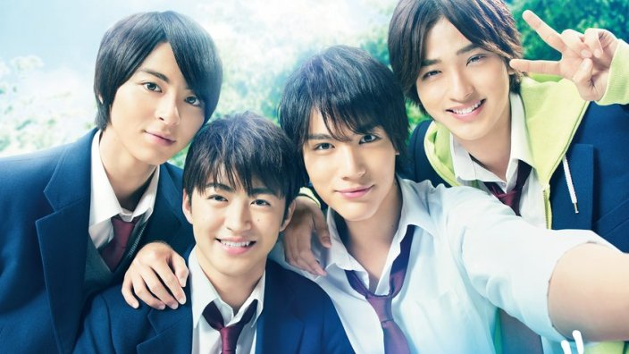 Next Stop Live Action: Come dopo la pioggia, 3D Kanojo Real Girl, Rainbow Days