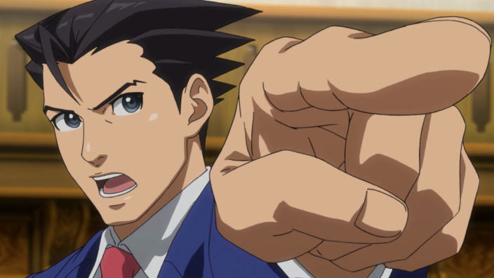 Ace Attorney: seconda stagione per l'anime investigativo