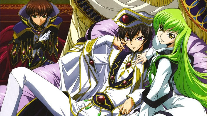 Nuovi trailer e novità per Code Geass, Phantom in the Twilight e Jushinki Pandora!