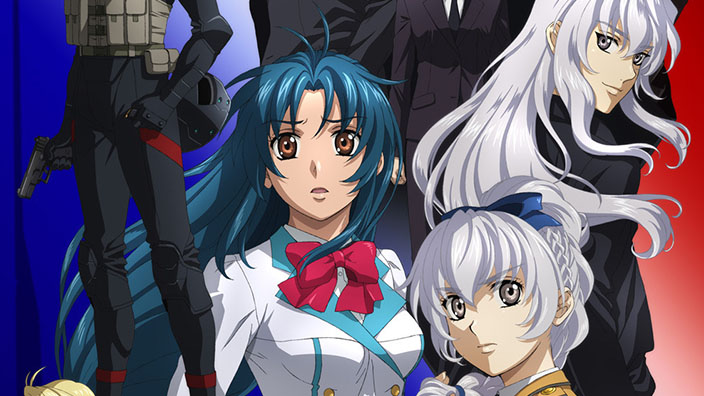 Novità per Full Metal Panic! Invisible Victory, Gundam: The Origin e Omae wa Mada Gunma o Shiranai