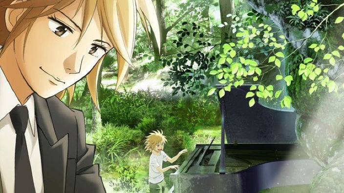 The Piano Forest arriverà in autunno su Netflix