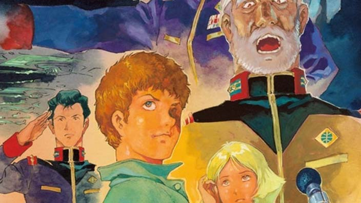 Novità per Gundam: The Origin, Terra Formars e Space Bug