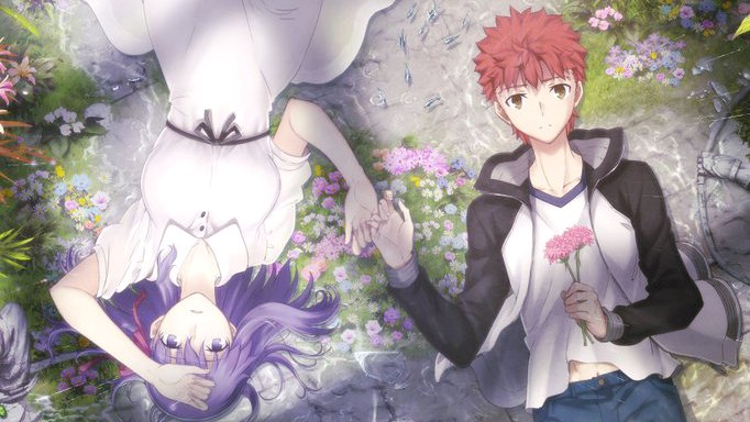 Fate: prime immagini di Heaven's Feel Lost Butterfly