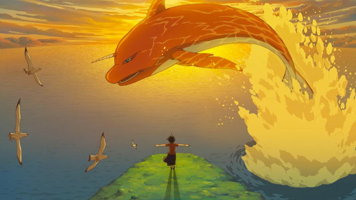 Big Fish and Begonia: al cinema il film animato cinese campione d'incassi