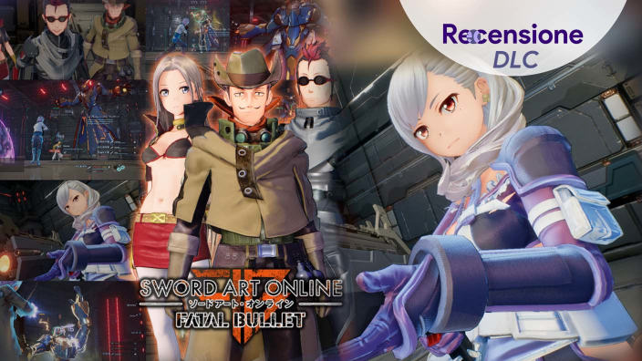 <strong>Sword Art Online: Fatal Bullet - Ambush of the Imposters</strong> - Recensione DLC