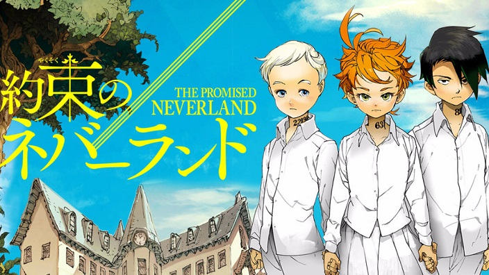 The Promised Neverland: primo video promozionale per l' anime