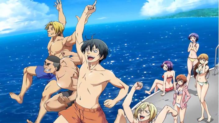 Anime: trailer per Grand Blue, Happy Sugar Life e Idolmaster SideM!