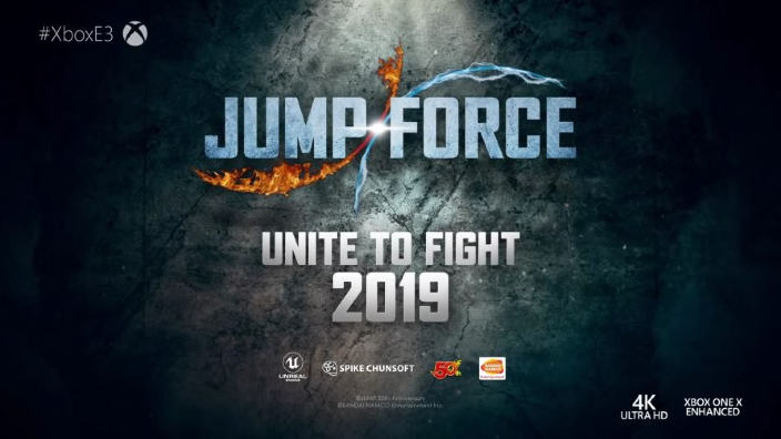 Jump Force è il nuovo titolo crossover dedicato a Dragon Ball, One Piece e Naruto.