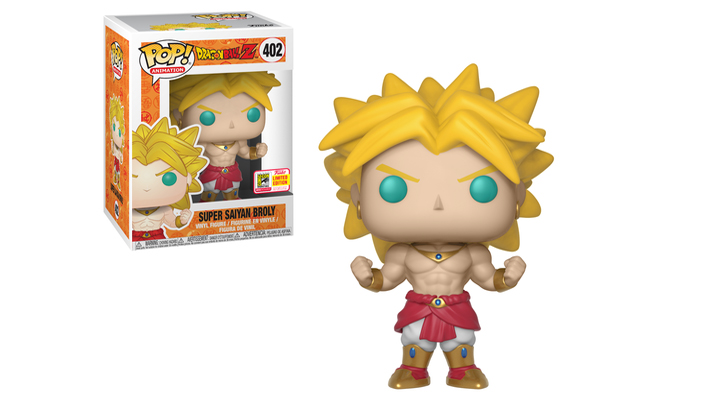 Funko POP di Dragon Ball e di Sailor Moon in arrivo per il San Diego Comicon!