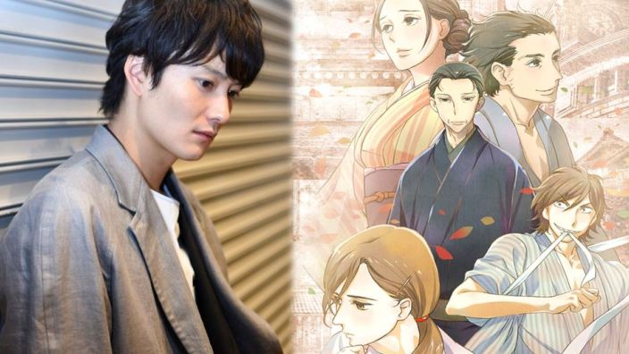 Showa Genroku Rakugo Shinju, arriva una serie TV live action in autunno