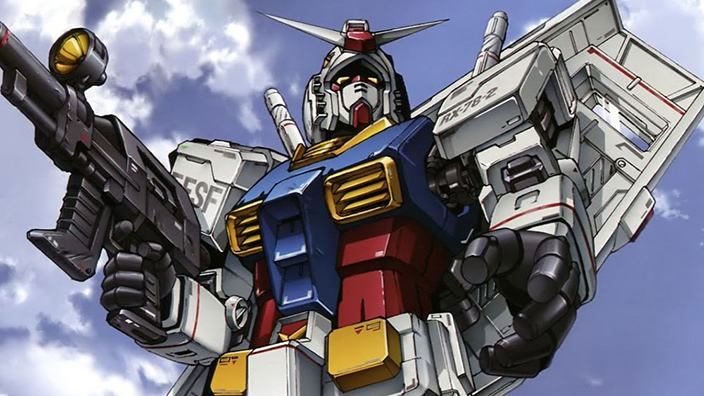Gundam: annunciato il live action all' Anime Expo