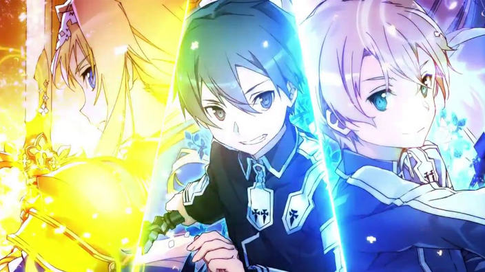 Sword Art Online: Alicization, le novità dall'Anime Expo di Los Angeles