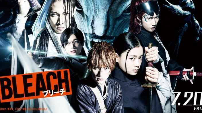 Tite Kubo soddisfatto del live action di Bleach, visual di Due Come Noi: what's drama new
